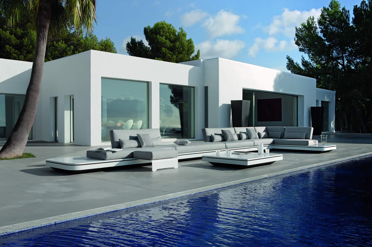 Moderne Lounge Mobel Fur Garten Terrasse Amann S