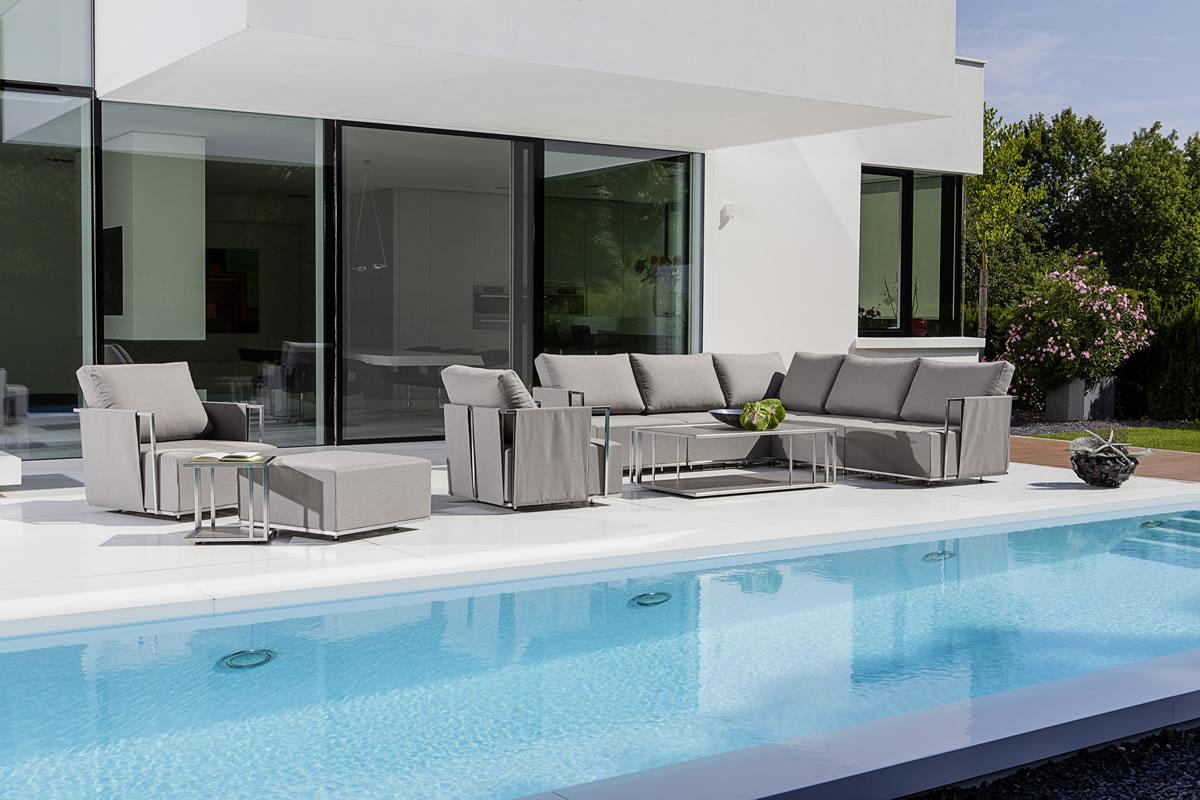 Moderne Lounge Möbel Für Garten U0026 Terrasse | Amannu0027s Gartenmöbel Und  Objektmöbel Nürnberg